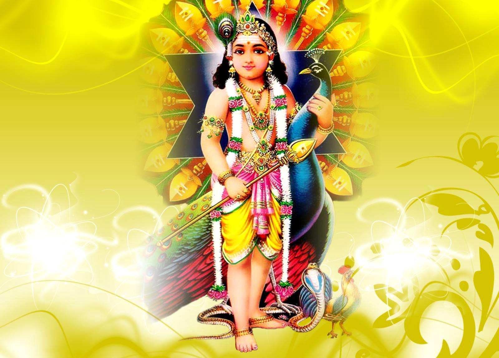 திருச்செந்தூர் ஸ்ரீ ஷண்முக ஸ்தோத்ரம் - தமிழில்