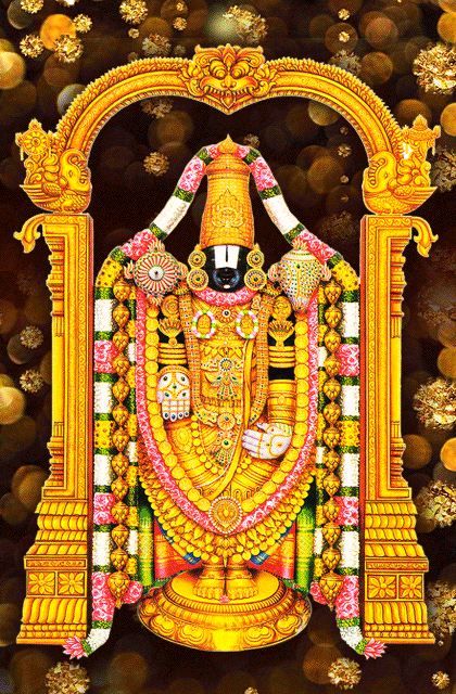 ஸ்ரீ வேங்கடேஸ்வர வஜ்ர கவசம் - தமிழில்