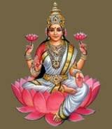 நவராத்திரி எட்டாம் நாள் - வித்யாலட்சுமி பாடல்