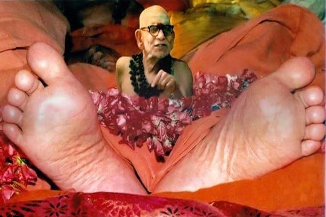 மஹா பெரியவா திருப்பாதம்